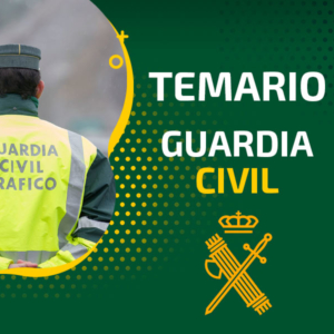 Temario Guardia Civil