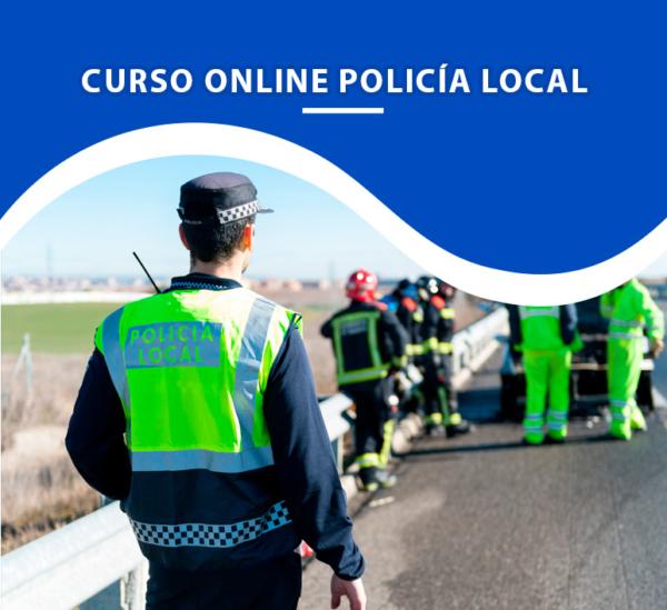 Curso Online Policía Local de Asturias
